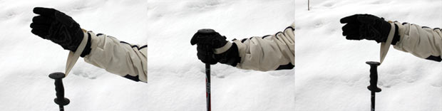 Prevention of skier's thumb